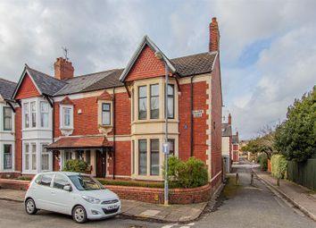Thumbnail 4 bed end terrace house for sale in The Avenue Industrial Park, Croescadarn Close, Pontprennau, Cardiff