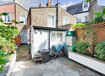 Thumbnail 3 bed terraced house for sale in Nevill Road, London
