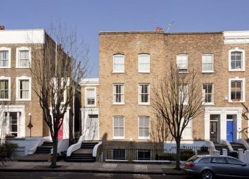 Thumbnail 3 bed flat to rent in Oakley Road, Islington