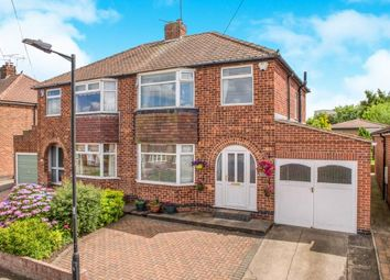 Thumbnail 3 bedroom semi-detached house for sale in Newland Park Drive, York, North Yorkshire, England