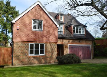 Thumbnail 5 bed detached house to rent in Pembroke Road, Woking