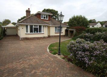 Thumbnail 3 bed detached bungalow to rent in Farm Lane South, Barton On Sea, New Milton