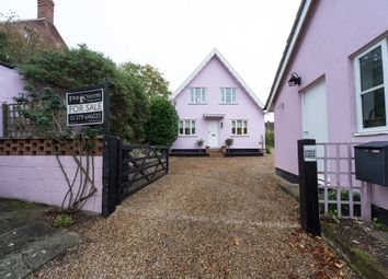 Thumbnail 3 bed detached house for sale in The Street, Botesdale, Diss