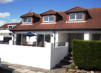Thumbnail 4 bed semi-detached house for sale in Lynmouth Drive, Sully, Penarth