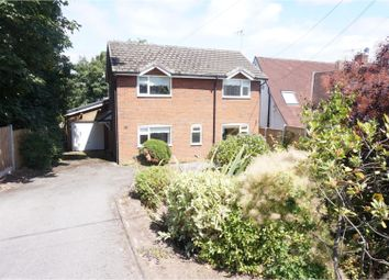 Thumbnail 4 bed detached house for sale in Top Road, Frodsham