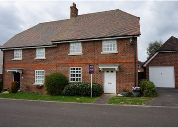 Thumbnail 3 bed semi-detached house for sale in Freshlands, Billingshurst