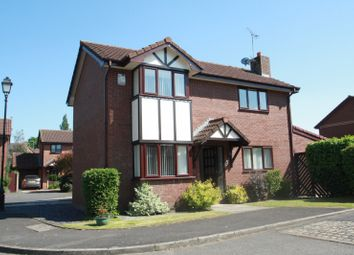 Thumbnail 3 bed detached house to rent in The Orchards, Mere Lane, Knutsford