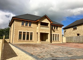 Thumbnail 6 bed detached house for sale in Captains Walk, Bellside, Motherwell
