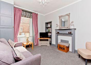 Thumbnail 1 bed flat for sale in Milton Street, Abbeyhill, Edinburgh