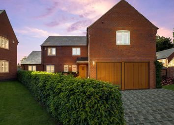 Lime Tree Place, Great Bowden, Market Harborough LE16. 4 bed detached house for sale
