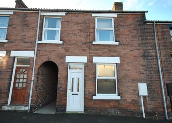Thumbnail 2 bed terraced house to rent in Cross London Street, New Whittington, Chesterfield