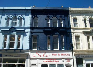 Thumbnail 2 bed flat to rent in Silchester Road, St Leonards
