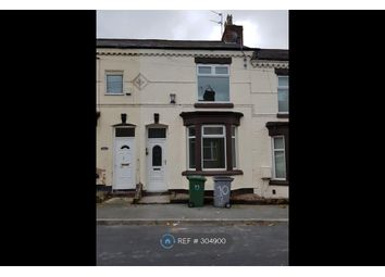 Thumbnail 2 bed terraced house to rent in Larch Road, Birkenhead