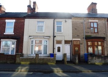 Thumbnail 3 bed terraced house for sale in Sydney Street, Burton-On-Trent