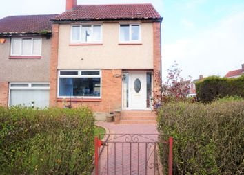 Thumbnail 3 bed semi-detached house for sale in Woodhill Road, Glasgow