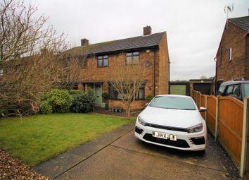 Thumbnail 3 bed semi-detached house for sale in Birkinstyle Lane, Stonebroom, Alfreton