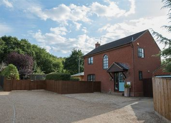 Thumbnail 3 bed detached house for sale in Rectory Road, Rowhedge, Colchester, Essex