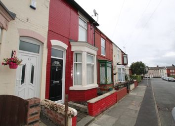 Thumbnail 3 bedroom terraced house to rent in Longfield Road, Liverpool