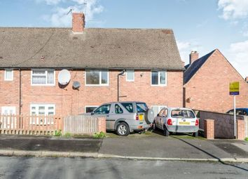 Thumbnail 3 bed end terrace house for sale in Molineux Avenue, Staveley, Chesterfield, Derbyshire
