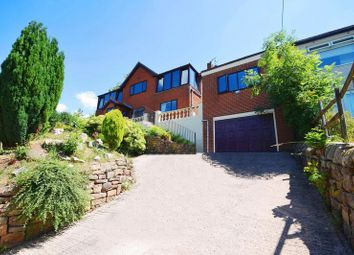 Thumbnail 3 bed detached house for sale in Greenway Hall Road, Stockton Brook, Stoke-On-Trent