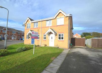 Thumbnail 2 bed semi-detached house for sale in Moors Close, Deanshanger, Milton Keynes