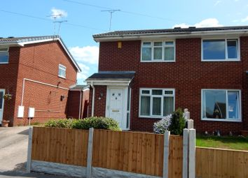 Thumbnail 2 bed semi-detached house to rent in 23 Mercer Way, Saltney, Chester, Cheshire