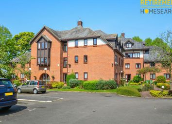 Thumbnail 1 bed flat for sale in Lawnsmead Gardens - The Lodge, Newport Pagnell