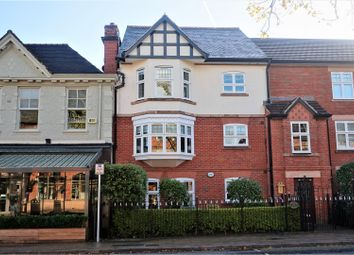 Thumbnail 3 bed flat to rent in Chapel Road, Alderley Edge
