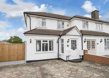 Thumbnail 3 bed end terrace house for sale in Knights Way, Hainault