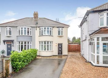 3 bed semi-detached house for sale in Birch Avenue, Cannock, Staffordshire WS11