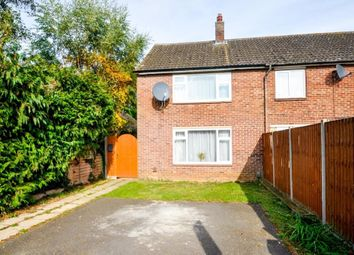 Thumbnail 3 bed semi-detached house for sale in Kingsclere Road, Bicester