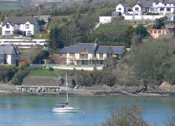 Thumbnail 4 bed detached house for sale in The Dolphins, Barnlake Point, Burton Ferry, Milford Haven