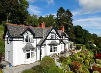 Thumbnail 4 bed detached house for sale in Belan School Lane, Belan, Welshpool, Powys