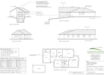 Thumbnail Land for sale in Building Plot For A Detached Dwelling, Hind Street, Bovey Tracey