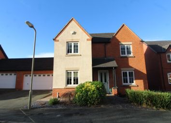 Thumbnail 4 bed detached house for sale in Wilfred Owen Avenue, Oswestry