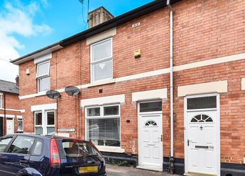 Thumbnail 2 bed terraced house for sale in Manchester Street, Derby