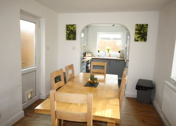 Thumbnail 3 bed end terrace house to rent in Paget Street, Cardiff