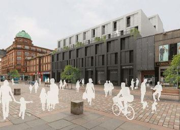 Thumbnail Land for sale in 13-29 Argyle Street & Unit 2A, 16 Stockwell Street, Glasgow