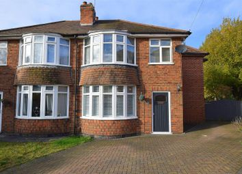 Thumbnail 4 bed semi-detached house for sale in Riddings, Allestree, Derby