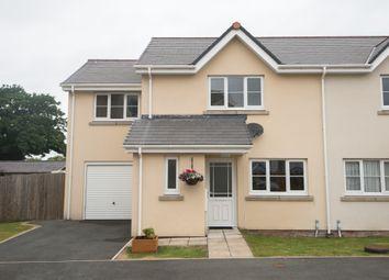 Thumbnail 3 bed semi-detached house for sale in Llanbadarn Fawr, Aberystwyth