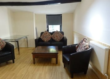 Thumbnail 4 bedroom flat to rent in Park Street, Treforest, Pontypridd