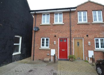 Thumbnail 2 bed end terrace house for sale in East Grove, Rushden, Northamptonshire