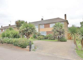Thumbnail 3 bed semi-detached house for sale in Princess Margaret Road, East Tilbury, East Tilbury