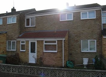 Thumbnail 3 bed terraced house to rent in Bronte Close, Tilbury, Essex