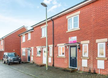 Thumbnail 2 bed terraced house for sale in Cannington Road, Witheridge, Tiverton