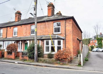 Thumbnail 2 bedroom end terrace house for sale in Station Road, Marlow