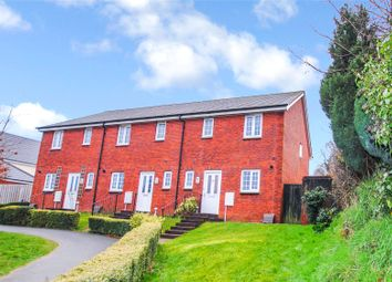 Thumbnail 3 bed end terrace house for sale in Crediton Road, Okehampton