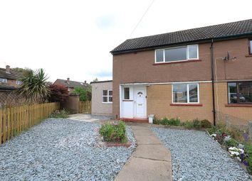 Thumbnail 2 bed semi-detached house for sale in 23, Rashdall Road, Carlisle, Cumbria
