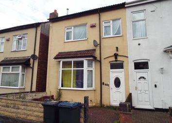 Thumbnail 4 bed semi-detached house for sale in Church Road, Erdington, Birmingham, West Midlands