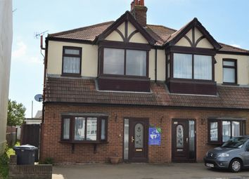 Thumbnail 3 bed semi-detached house for sale in Bexhill Road, St Leonards-On-Sea